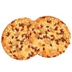 Печенье Biscotti Cookies time с семечками 180г - купить, цены на СитиМаркет - фото 3