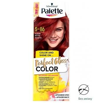 Крем-фарба для волосся Palette Perfect Gloss 5-86 Палкий вогонь - купити, ціни на Ашан - фото 4
