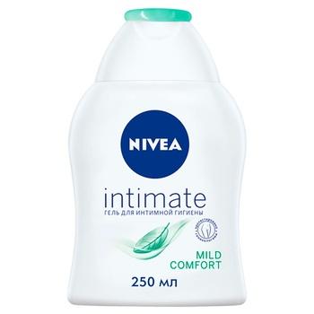 Гель для интимной гигиены Nivea Intimate Natural с экстрактом ромашки и молочной кислотой 250мл - купить, цены на Восторг - фото 7