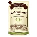 National Belarusian Traditions Light Mayonnaise Sauce 40% 300g
