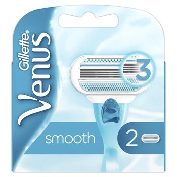 Картриджи для бритья Gillette Venus сменные 2шт - купить, цены на МегаМаркет - фото 6