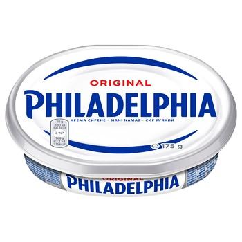 Крем-сыр Philadelphia Original 175г - купить, цены на СитиМаркет - фото 2