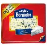 Сыр Бергадер Еделпилц с голубой плесенью 50% 100г