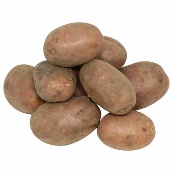Картопля червона