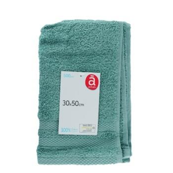 Полотенце Actuel хлопок 500GSM 30*50см - купить, цены на Ашан - фото 1