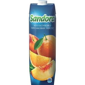 Нектар Sandora апельсиново-персиковый 0,95л - купить, цены на Метро - фото 3