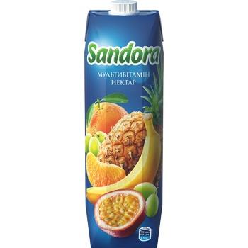 Нектар Sandora мультивітамінний 950мл - купити, ціни на Фуршет - фото 3