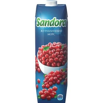 Sandora Cranberry Morce 0,95l - buy, prices for CityMarket - photo 3