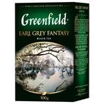 Чай черный Greenfield Earl Grey Fantasy с бергамотом 100г