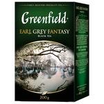 Чай чёрный Greenfield Earl Grey Fantasy 200г