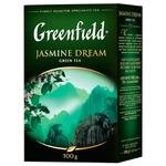 Чай Greenfield Jasmine Dream зеленый с жасмином листовой 100г