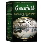 Greenfield Earl Grey Fantasy With Bergamot Black Tea 100g - buy, prices for CityMarket - photo 2