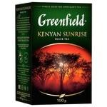 Чай черный Greenfield Kenyan Sunrise 100г - купить, цены на ЕКО Маркет - фото 2