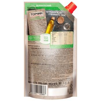 Майонезный соус ТОРЧИН® Деликатесный 300г - купить, цены на Ашан - фото 2