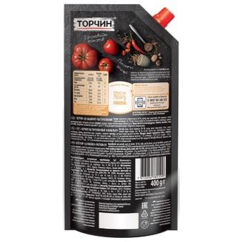 TORCHYN® Do Shashlyku ketchup 400g - buy, prices for CityMarket - photo 2