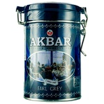 Akbar Earl Gray Black Tea 100g