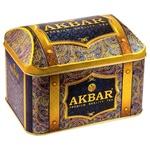 Чайная смесь Akbar Orient Mystery с добавлением цветочных лепестков 250г