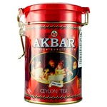Akbar Ceylon Black Tea 100g