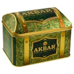 Чайная смесь Akbar Rich Soursop с добавлением цветочных лепестков 250г