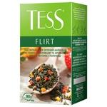Чай зелений Tess Flirt 90г