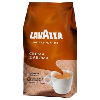 Кофе Lavazza Crema e Aroma в зернах 1кг - купить, цены на Восторг - фото 3