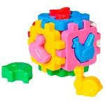 Куб іграшковий Tehnok Розумний малюк в асортименті