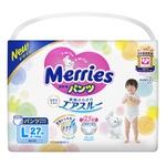Підгузки-трусики Merries дитячі L 9-14кг 27шт
