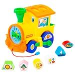 Polesie Interesting Locomotive Toy