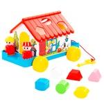 Polesie Constructor Toy House