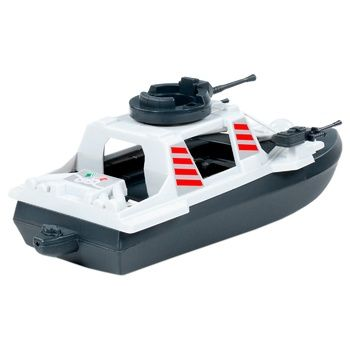 Іграшка Polesie катер прикордонний - купити, ціни на Novus - фото 4