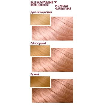 Garnier Color Sensation 9.02 Blond Hair Color - buy, prices for CityMarket - photo 3