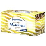Маргарин Запорізький Молочний особливий 70% 250г