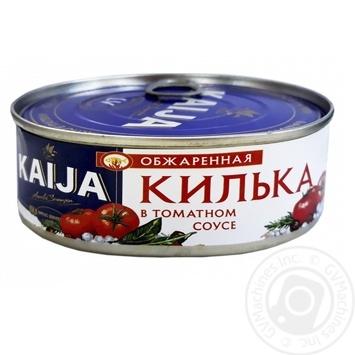 Kaija in tomato sauce fish sprat 240g