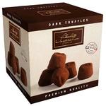 Цукерки Chocolate Inspiration Французькі трюфелі з чорного шоколаду 200г