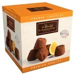 Chocolat Inspiration Orange with candied orange peels chocolate truffles 200g