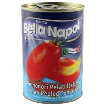 Bella Napoli peeled tomatoes 400g - buy, prices for CityMarket - photo 1