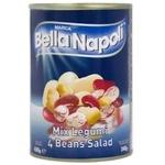 Асорті Bella Napoli 4 видів бобових 400г