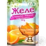Желе ЭКО апельсин 90г