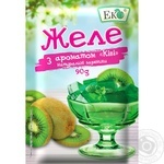 Eko kiwi for desserts jelly 90g