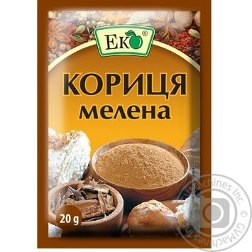 Eco Ground Cinnamon - buy, prices for Novus - image 1