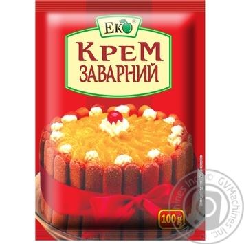 Eko for desserts scalded cream 100g - buy, prices for CityMarket - photo 1