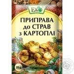 Eco Seasoning For Potato Dishes