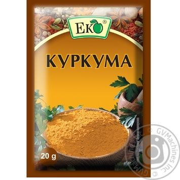 Eco Turmeric 20g - buy, prices for Novus - image 1