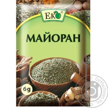 Eco Marjoram - buy, prices for Auchan - photo 1