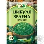 Цибуля Еко зелена сушена 6г - купити, ціни на Novus - фото 1
