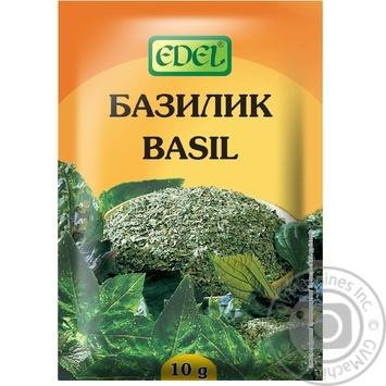 Spices basil Edel 10g