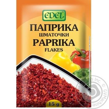 Edel pieces paprika 15g
