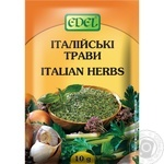 Spices Edel Italian herbs 10g packaged