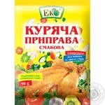 Spices Eko with chicken for chicken 90g