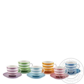 Набор чайный Wellberg 12 предметов (цвет в ассортименте)